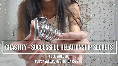 Chastity - Successful Relationship Secrets
