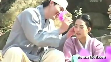 traditional korean woman gets fucked