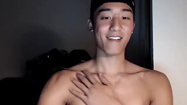 Asian Boy Nipple Play